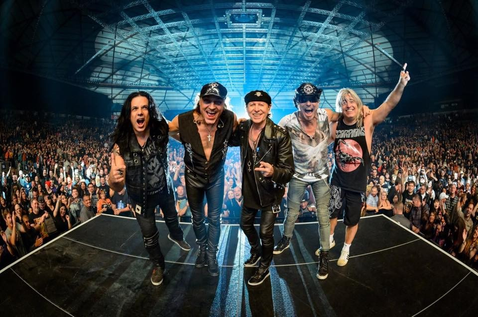 Scorpions World Tour