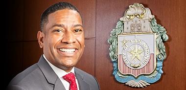 District 2 Councilman William Cruz Shaw - CITY OF SAN ANTONIO