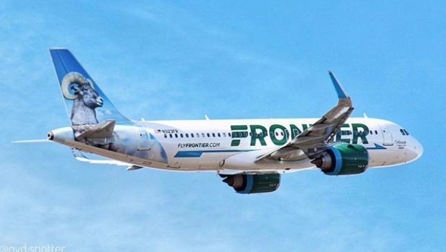 Low Cost Frontier Airlines Adds Service To Nine Cities