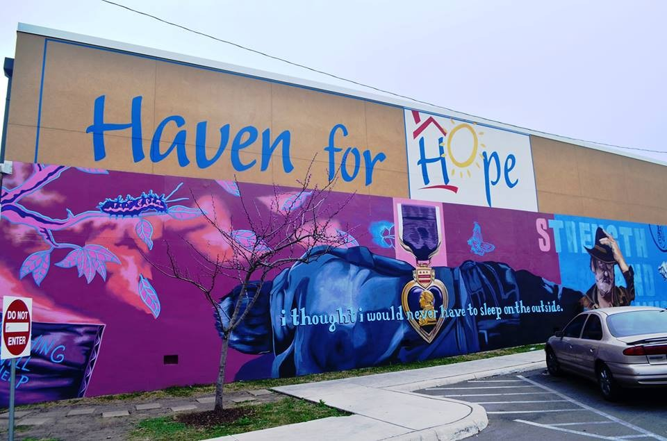 City Of San Antonio Fair Housing Program Haven For Hope To Hold