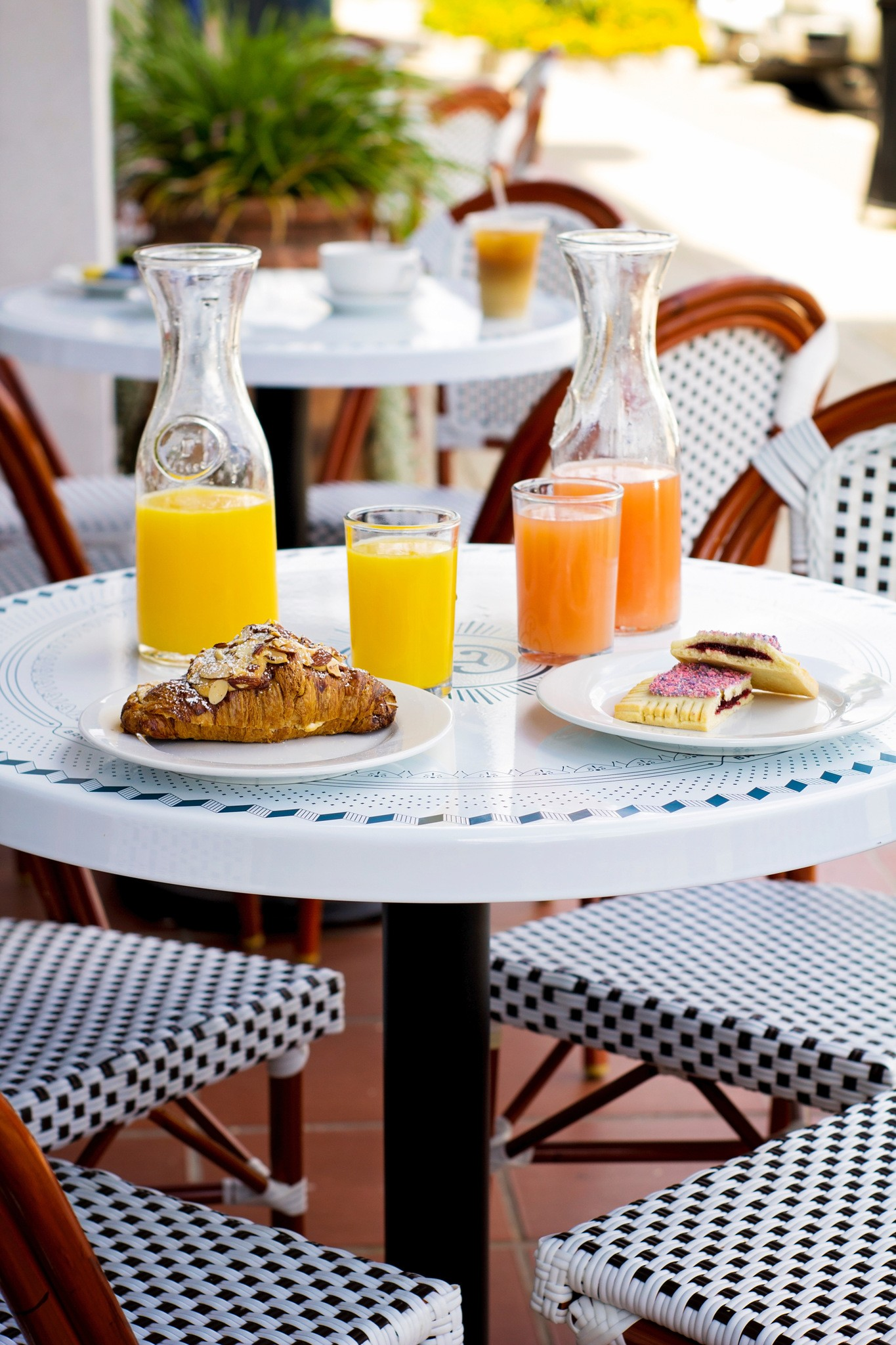 Pastry Happy Hour Mimosa Carafes Now At Bakery Lorraine S