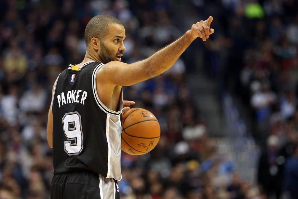 88db03cd6aa Report  Teams Eyeing Free Agent Tony Parker