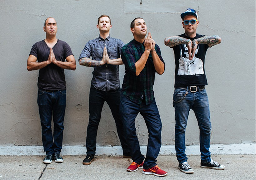 Alien Ant Farm - COURTESY