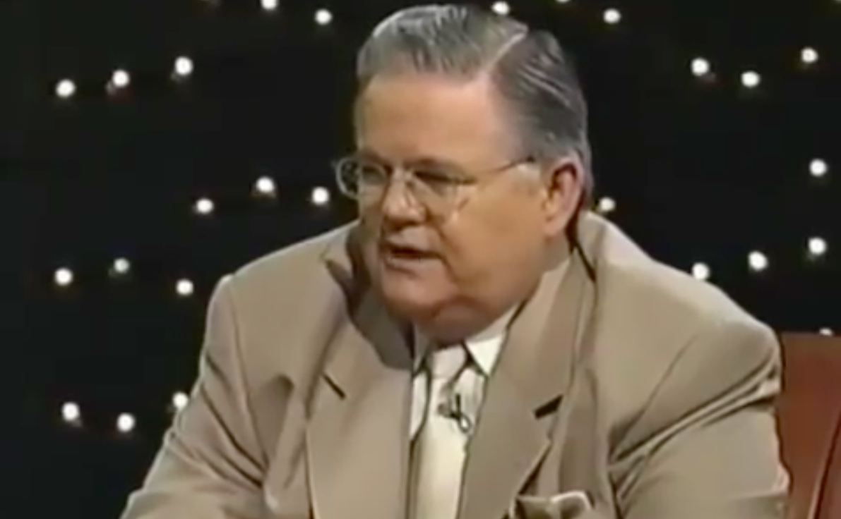 Comedy Site Features San Antonio Pastor Hagee Warning That Harry