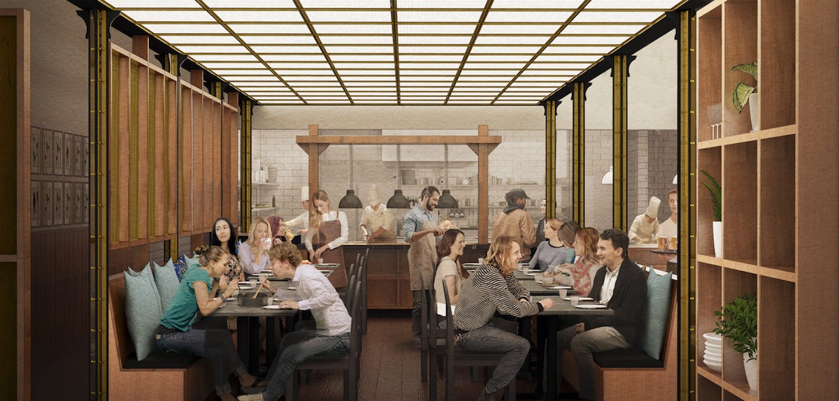 New Restaurant Coming to the Pearl via Culinary Institute of