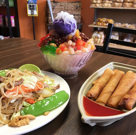Sari-Sari Filipino Restaurant - PHOTO VIA INSTAGRAM / JESSELIZARRARAS