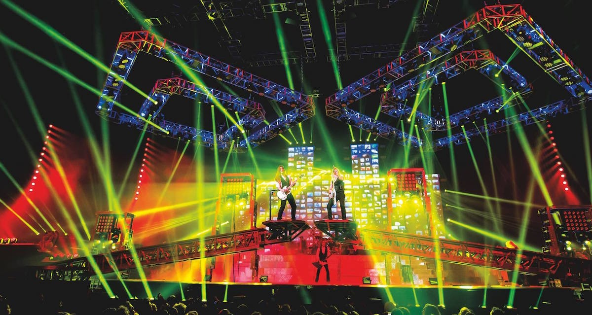 trans siberian orchestra returns to san antonio for night of holiday tunes and intense laser. Black Bedroom Furniture Sets. Home Design Ideas