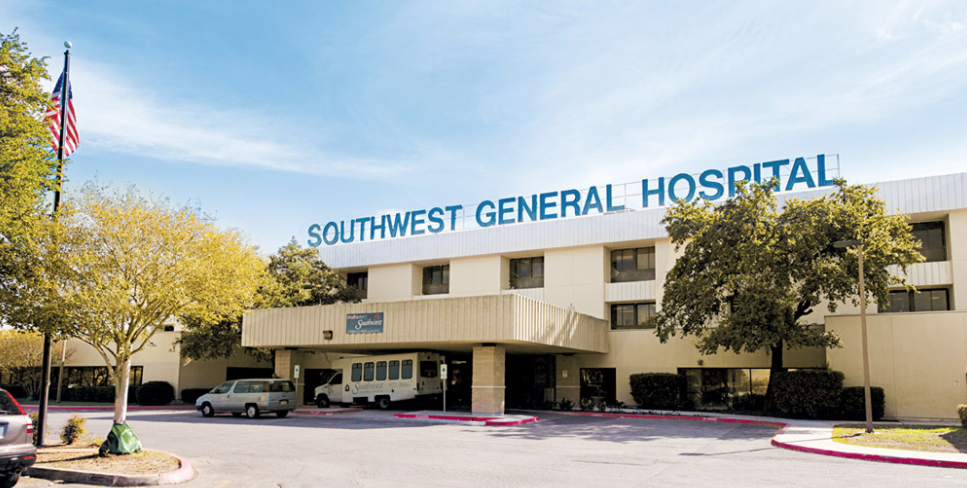 GOOGLE MAPS / SOUTHWEST GENERAL HOSPITAL