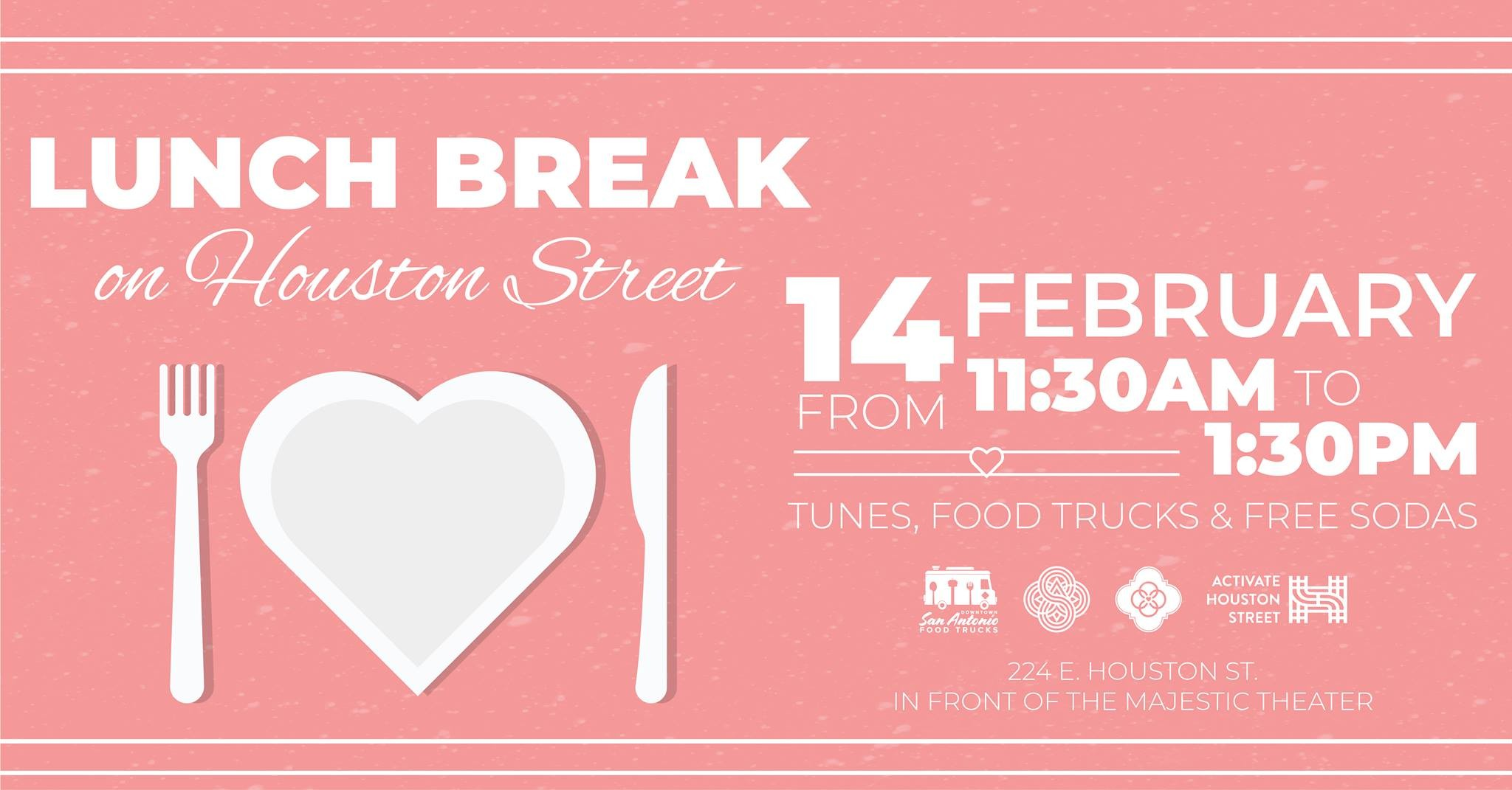 Enjoy Your Valentine S Day Lunch With Food Trucks In