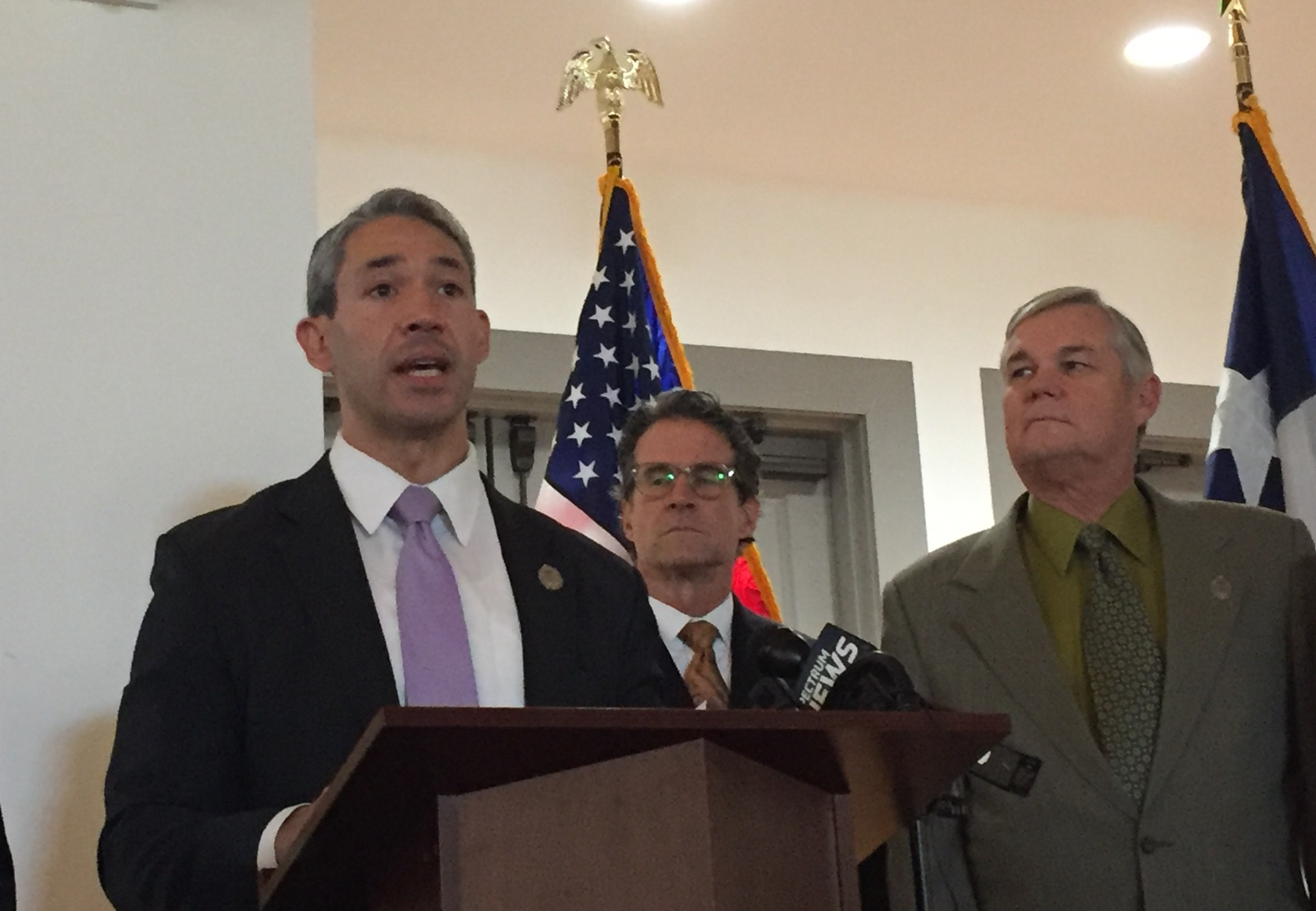 Nirenberg Drops Hint of Another Delay for San Antonio's Climate