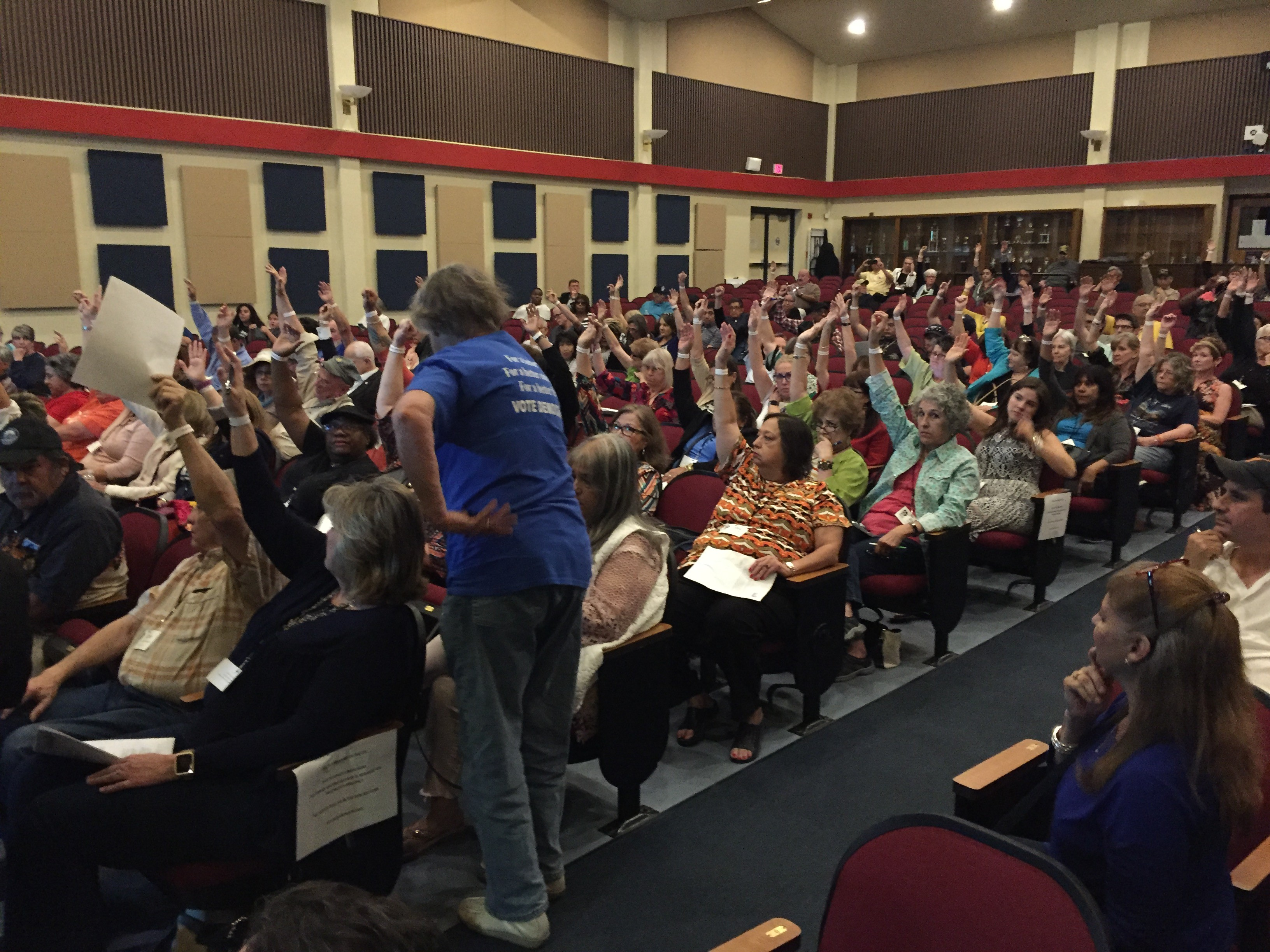 Amid Control Struggle, Bexar County Democratic Party Votes