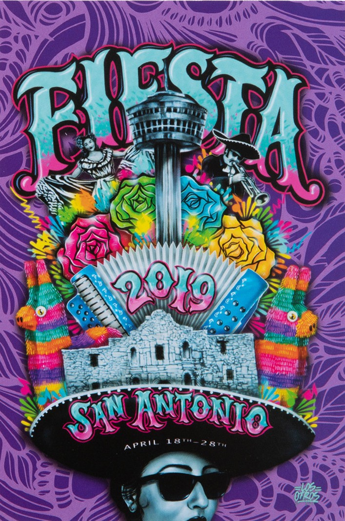 Fiesta Store Hosting Signing Event With 2019 Poster