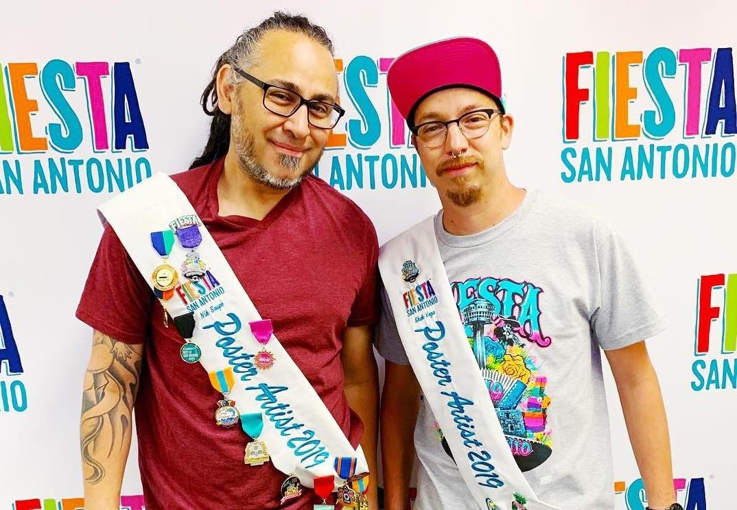 Fiesta Store Hosting Signing Event with 2019 Poster Artists Los Otros