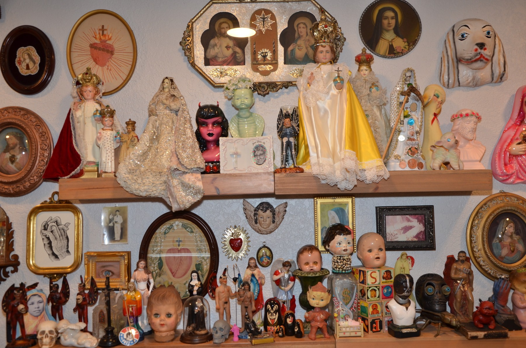 8e7b9d08b31a Studio Visits: San Antonio Artist Lisette Chavez on Growing Up ...