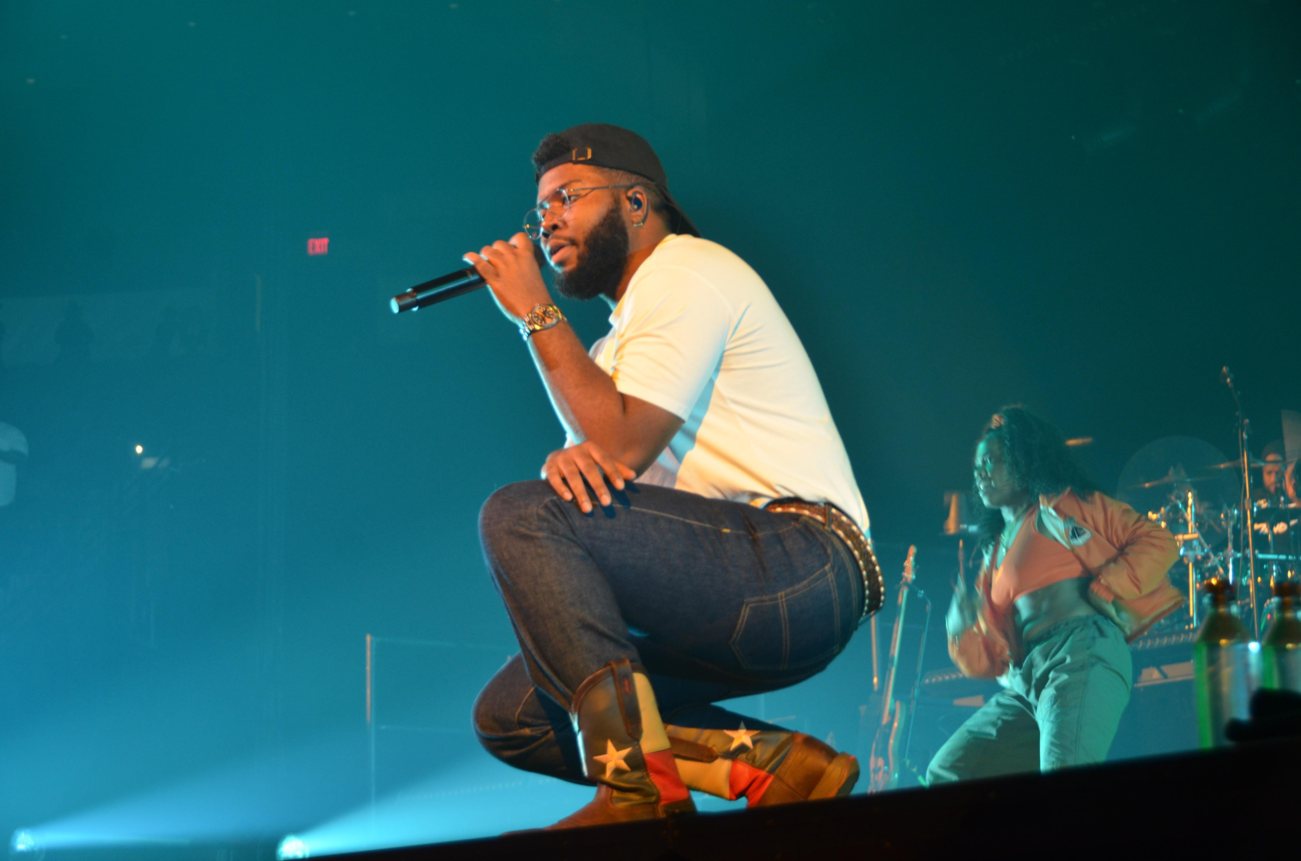 R&B Star Khalid Brought Love 'Right Back' to San Antonio