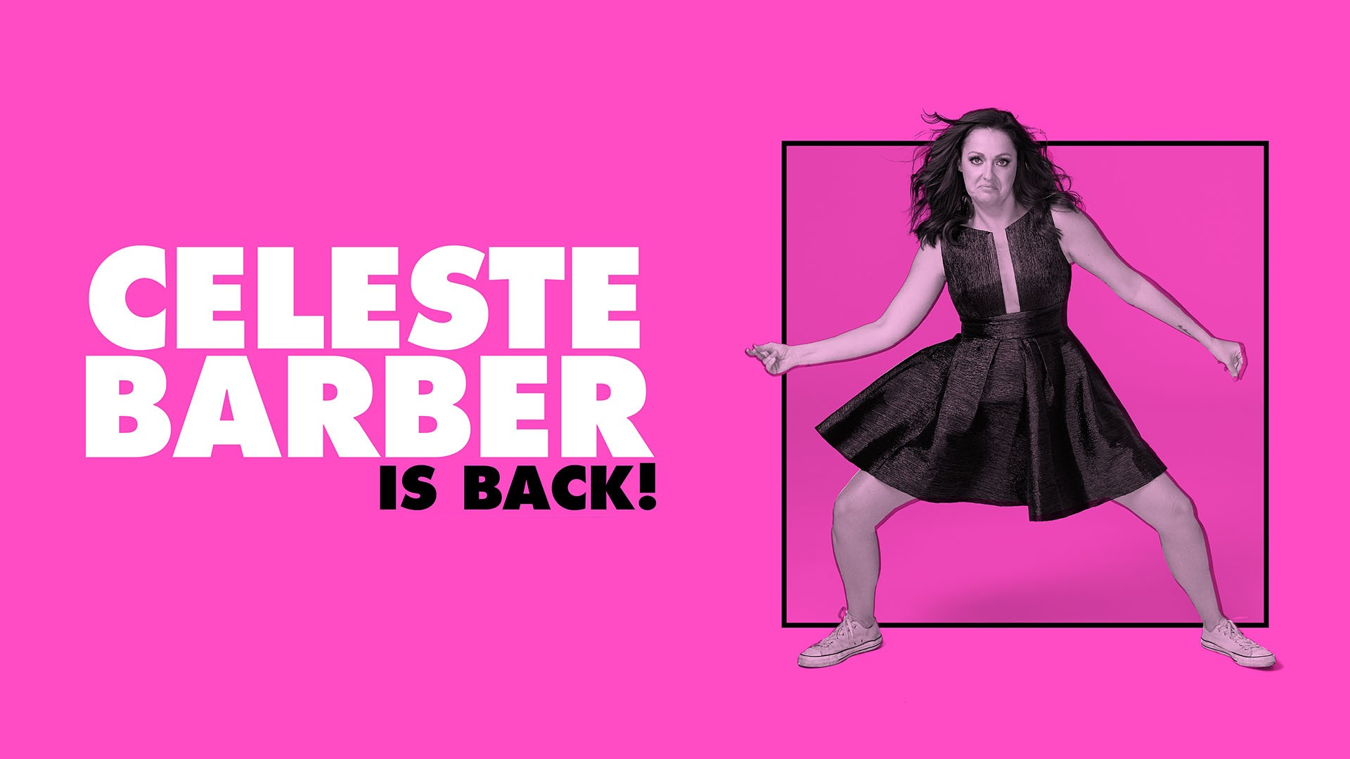 'Funniest Woman on Instagram' Celeste Barber Brings Live Comedy Show to the Tobin