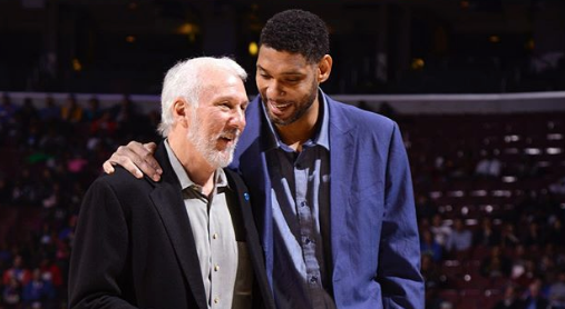 San Antonio Spurs Hire Tim Duncan as Assistant Coach