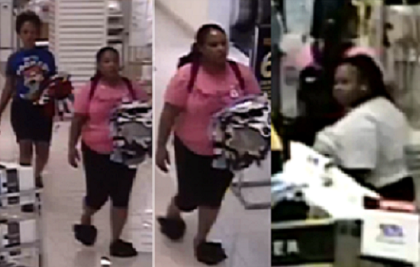 Police Searching for Suspects Who Allegedly Shoplifted, Bit