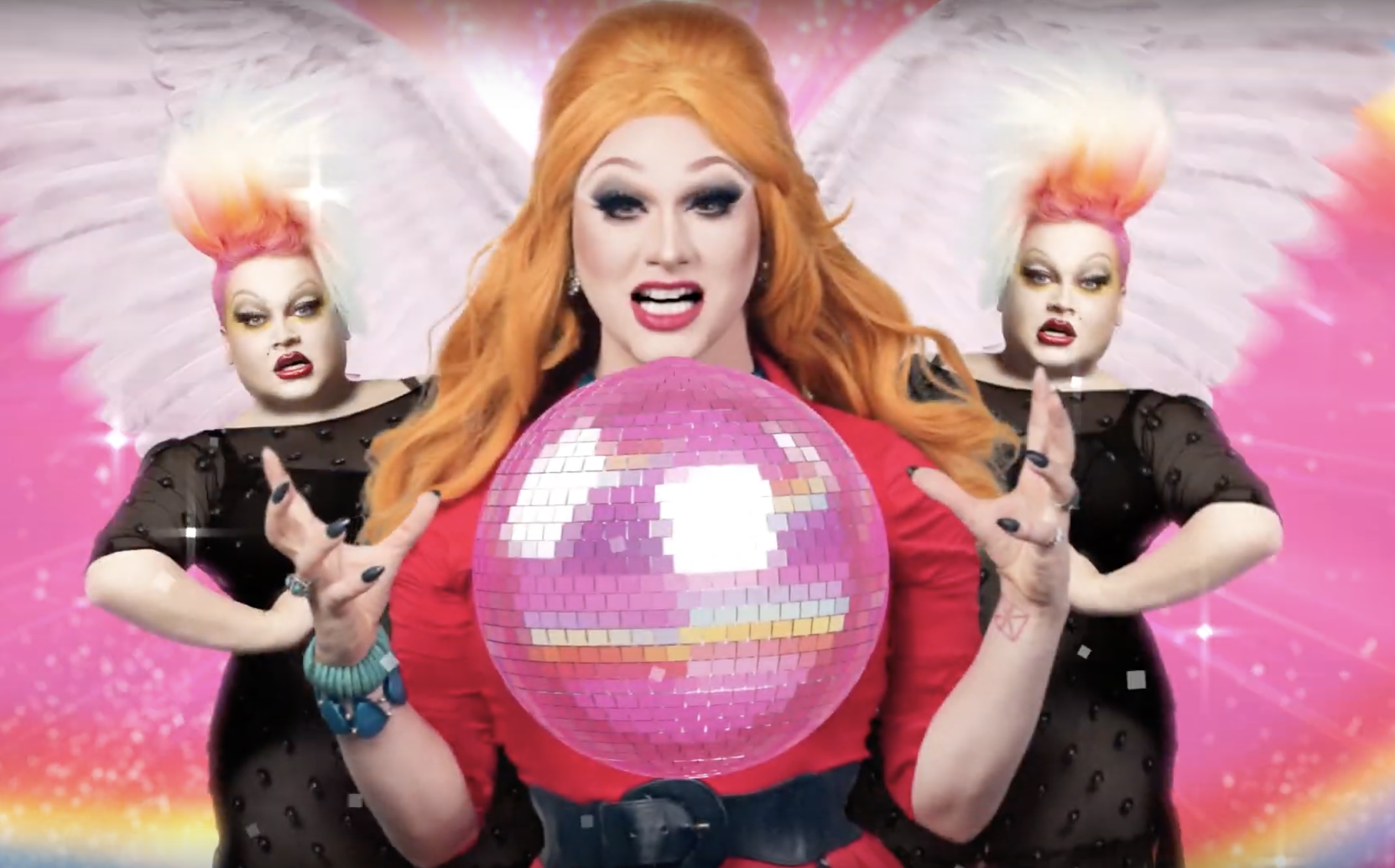 Best Time To Post On Youtube 2020 Drag Queens Ginger Minj and Jinkx Monsoon Will Skate into San