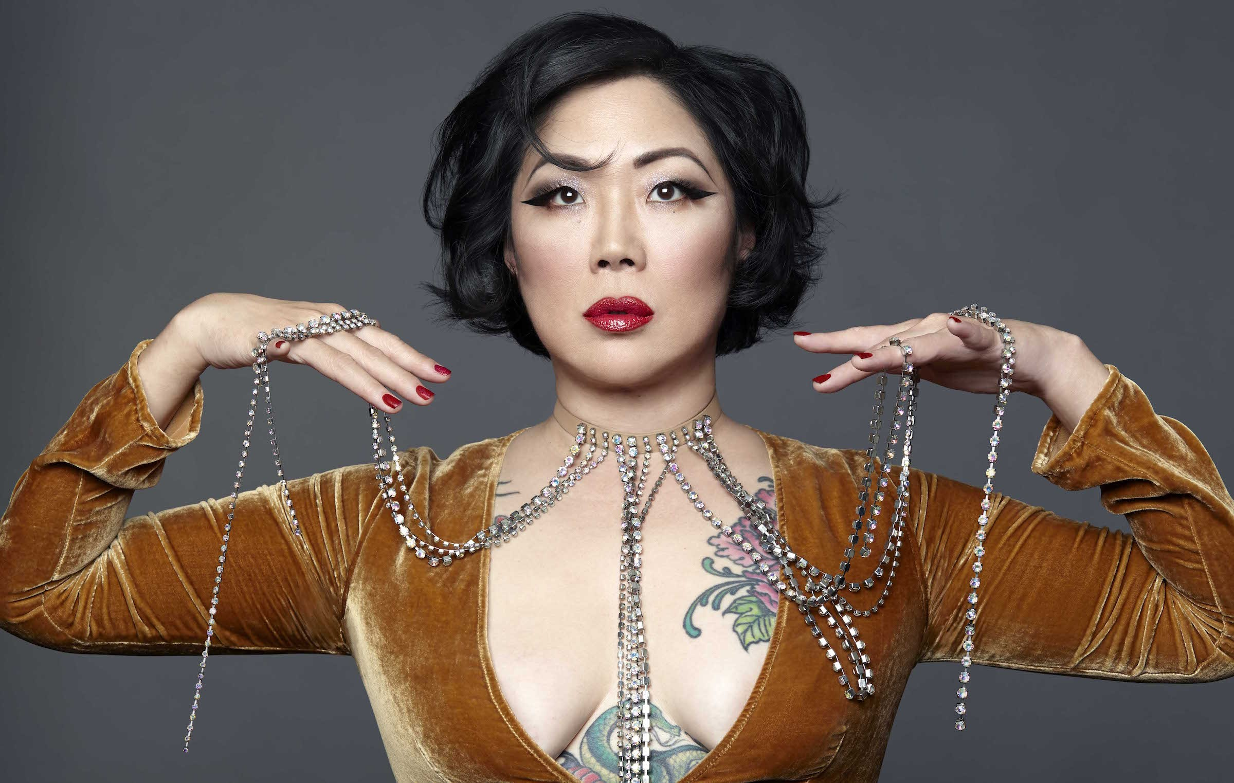 Comedic Legend Margaret Cho Setting Up at Laugh Out Loud Comedy Club This Weekend