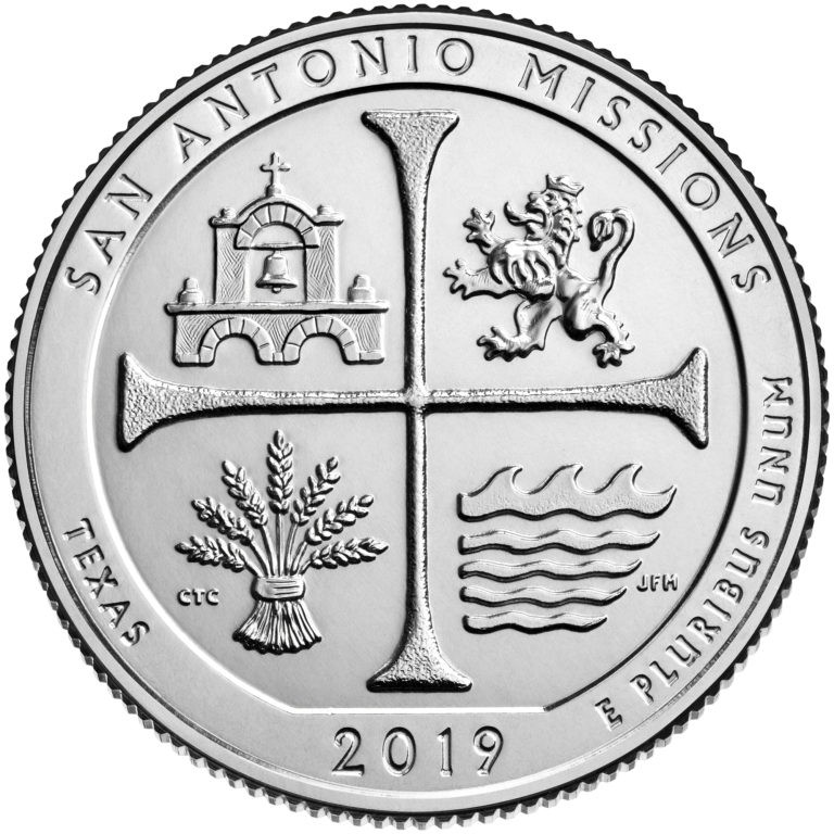 Get Your Mitts on the New Quarter Commemorating the San Antonio Missions at a Special Launch Event