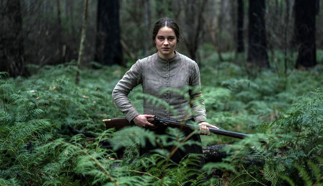 Game of Thrones' Aisling Franciosi Pushes Herself to the 'Absolute Limit' in The Nightingale