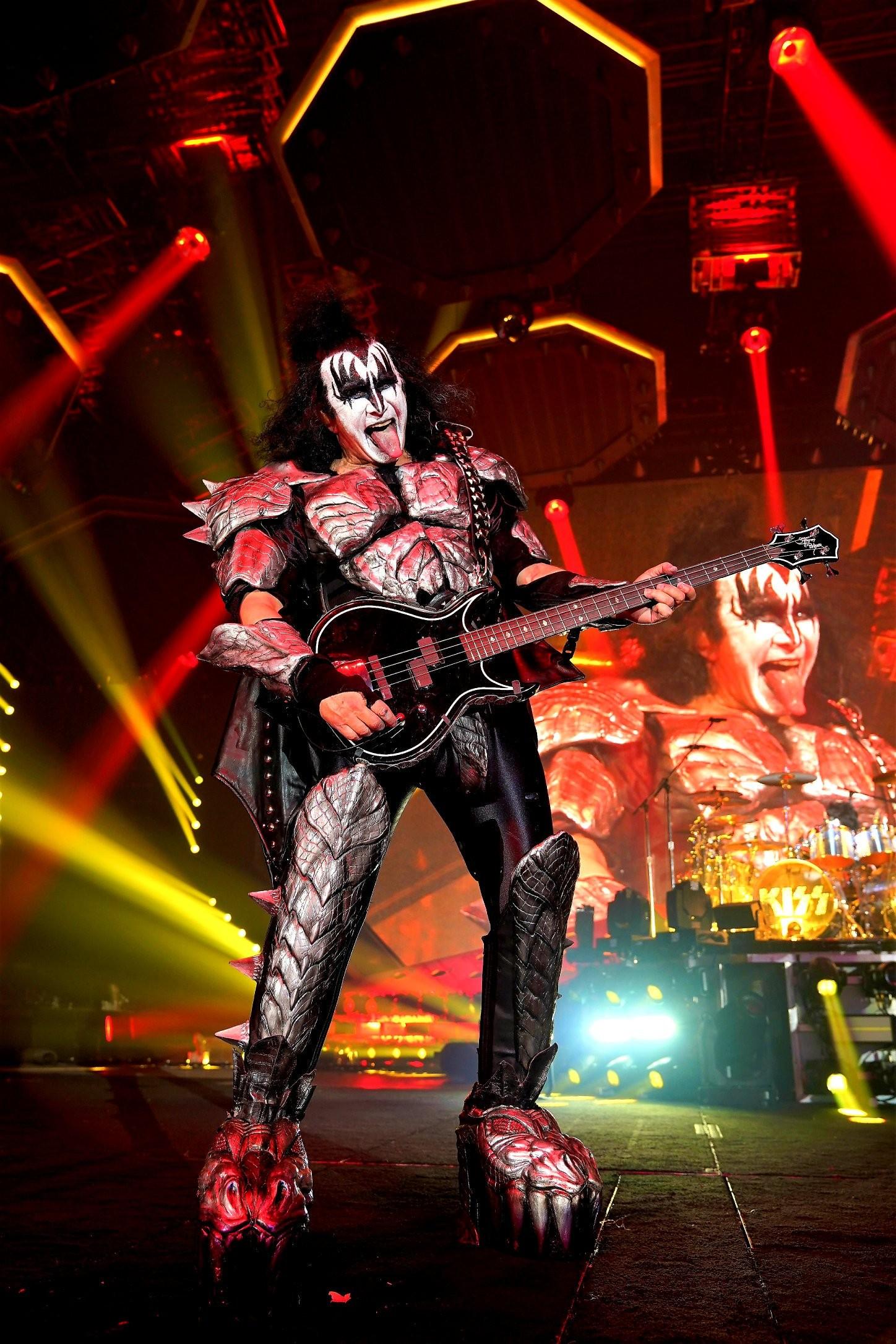 KISS Stopping in San Antonio This Weekend During Its Last
