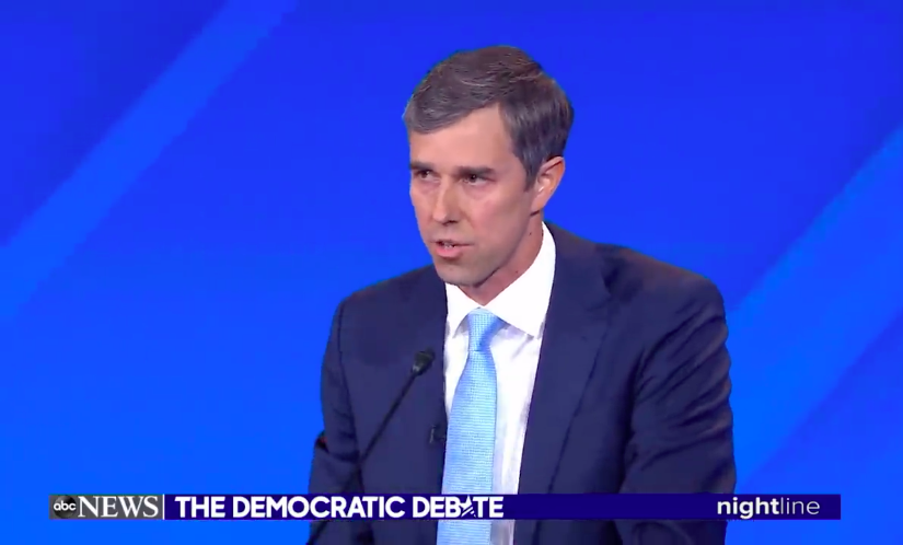Coming for your AR-15? Beto O'Rourke scrambles Democrats' gun message