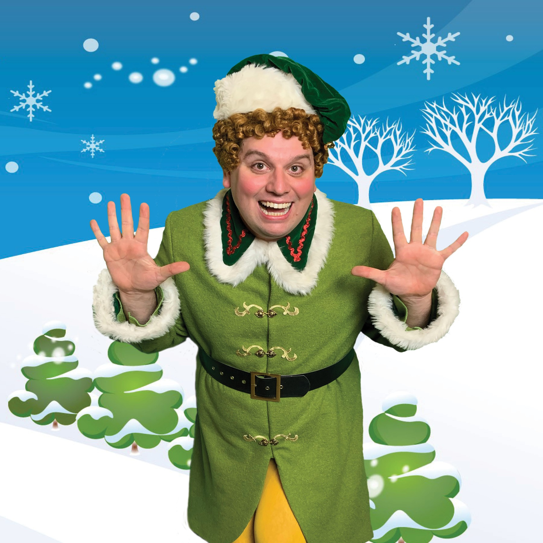 Halloween Quest 2020 Ragnar Month Long Run of Elf The Musical Kicks Off at the Public Theater