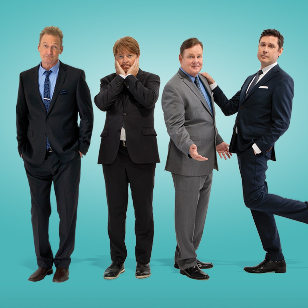 Get Your Fix of Improv Comedy When Whose Live Anyway? Touches Down at the Tobin Center