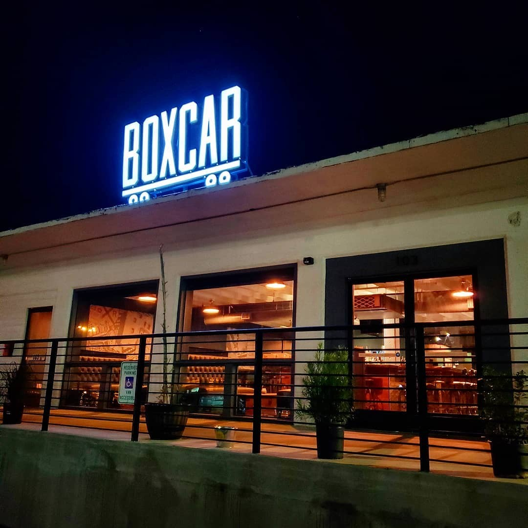 Boxcar Bar Opens As New Downtown San Antonio Nightlife