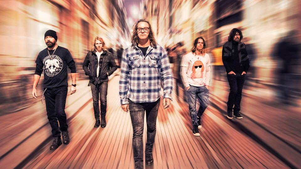Flannel Time 90s Alt Rockers Candlebox Returning To San