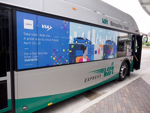 VIA faces $3 million less in funding as San Antonio looks to cut its budget. - VIA METROPOLITAN TRANSIT