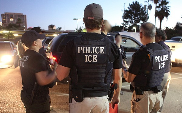 """""""There's always this fear that they're going to get pulled over and picked up,"""" a local psychologist said of the mental health challenges facing undocumented residents. - WIKIMEDIA COMMONS"""