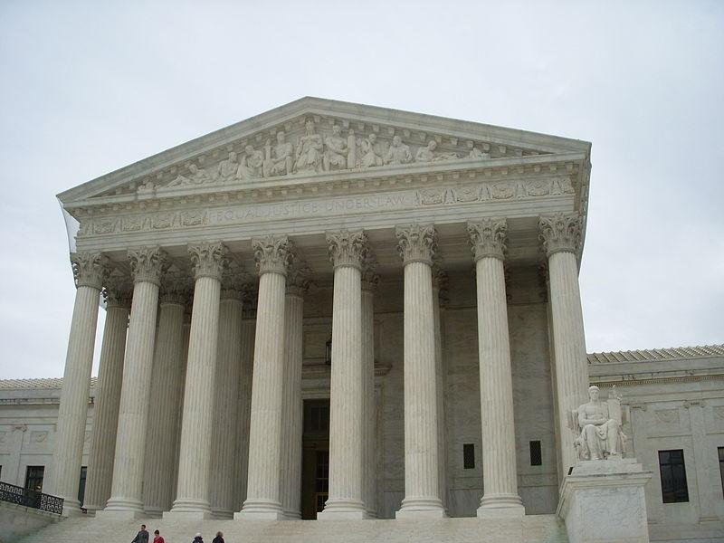 The U.S. Supreme Court - WIKIMEDIA COMMONS / USDA