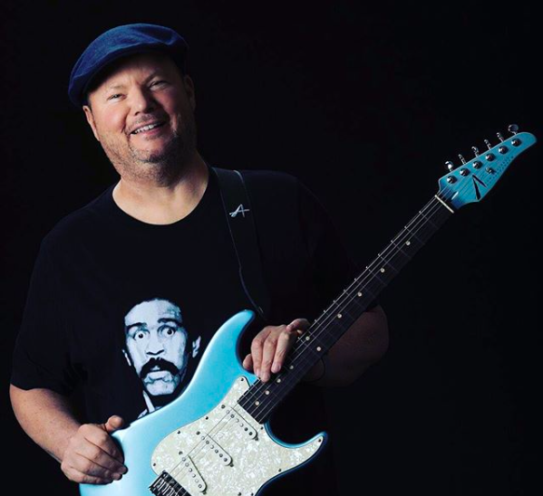 Christopher Cross, who attended Alamo Heights High School, had a string of '70s and early '80s soft rock hits. - INSTAGRAM / ITSMRCROSS