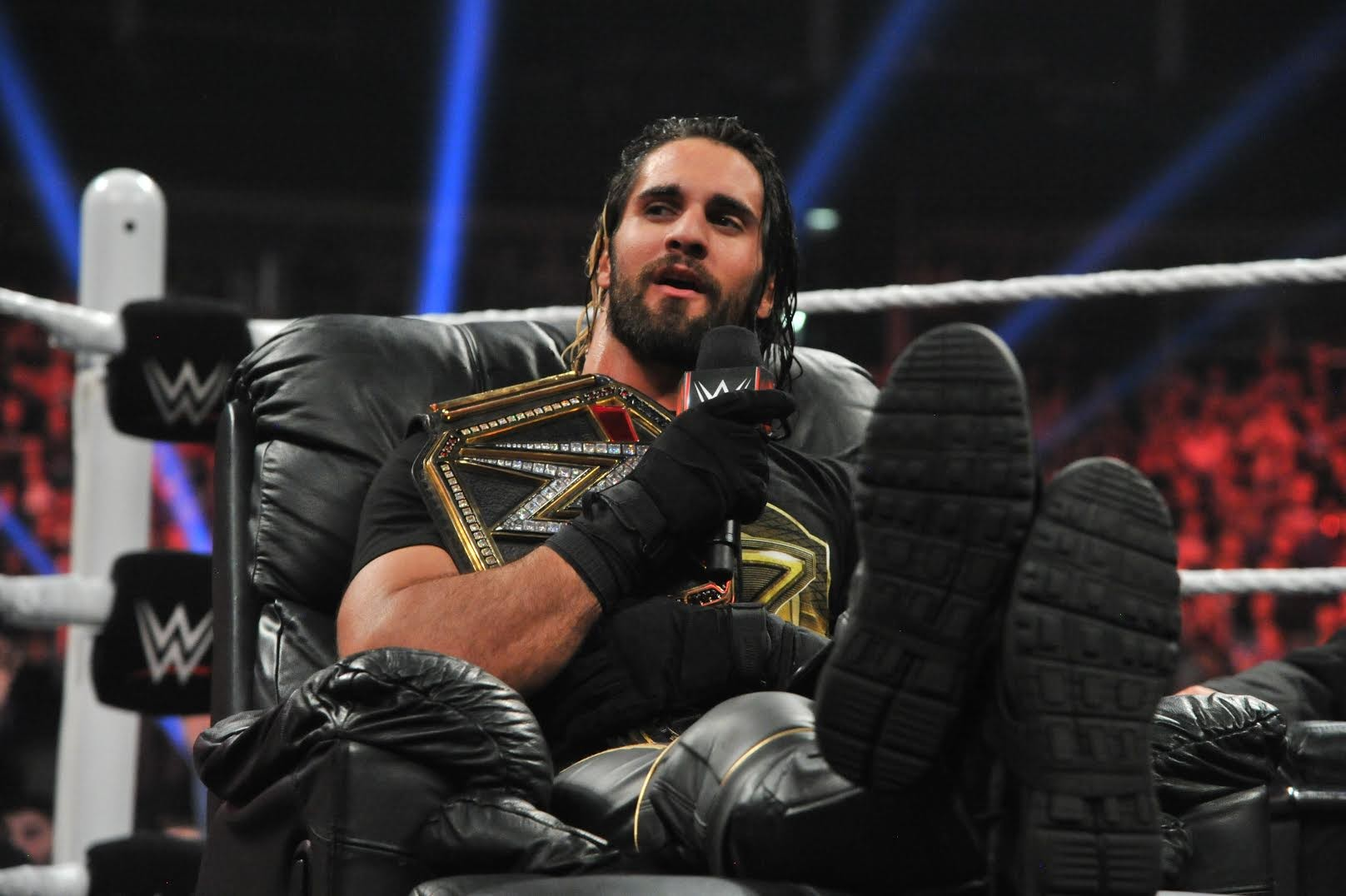 Seth Rollins From Indie Wrestler To World Champion Artslut