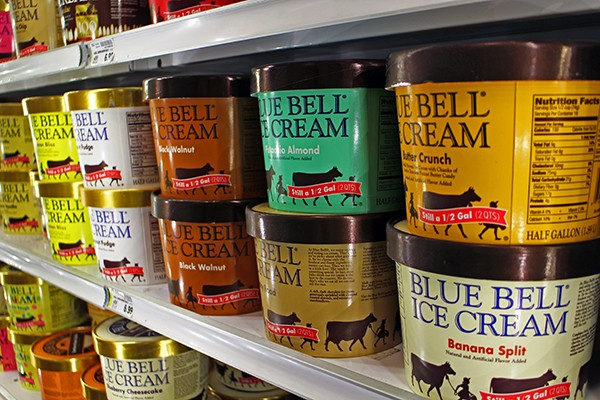 "Blue Bell says it will ""reassess everything."" - COURTESY"