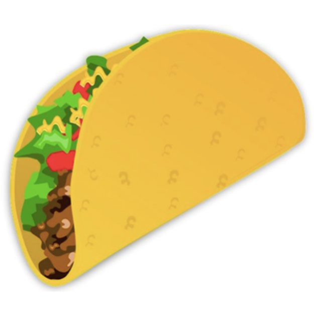 The Taco Emoji Is Here, For Real This Time | ArtSlut