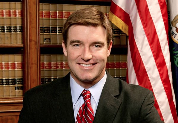 Kentucky Attorney General Jack Conway will not make efforts to defy the Supreme Court marriage ruling, unlike Texas Attorney General Ken Paxton. - COURTESY