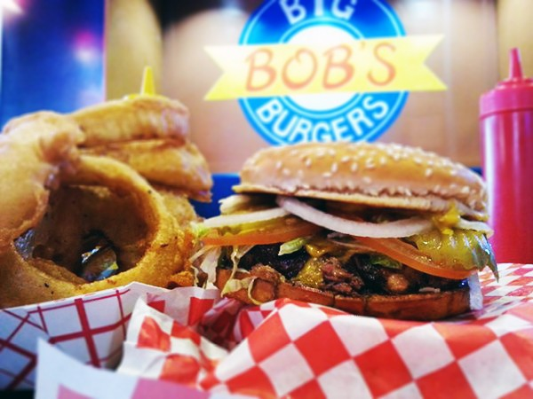 Big Bob's Burgers - FILE PHOTO