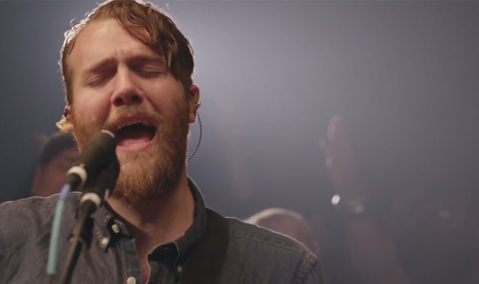 John Mark McMillan - COURTESY