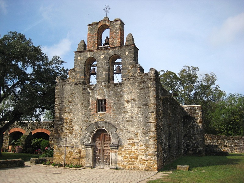 Mission Espada - TRAVIS WITT