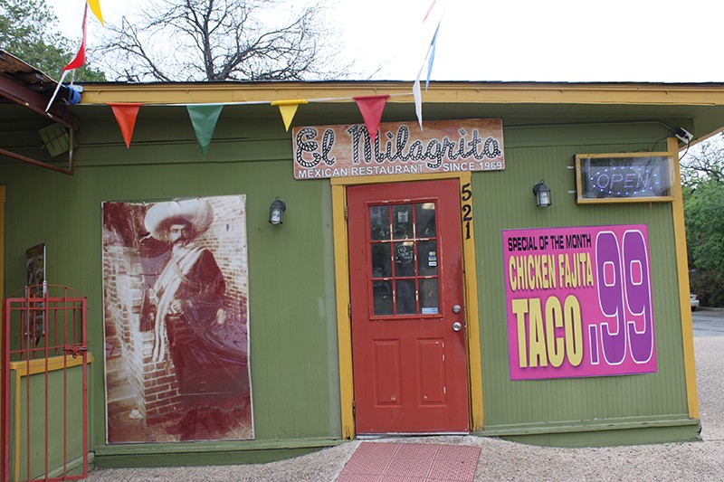 The miracle here? Good extra-cheap tacos. - FILE PHOTO