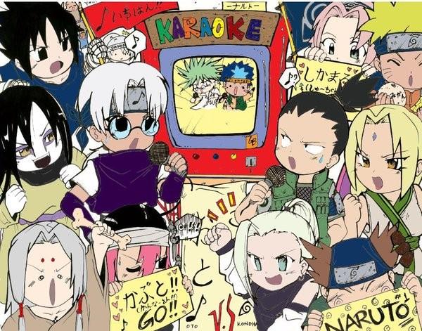 Karaoke!!! - ANIME069 DEVIANTART