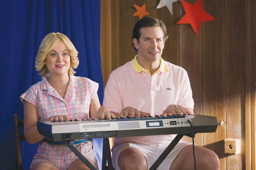 Wet Hot American Summer redux, thanks to Netflix. - COURTESY