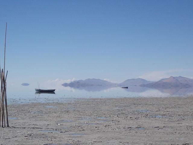Lake Poopó, Bolivia - LOVISA SELANDER