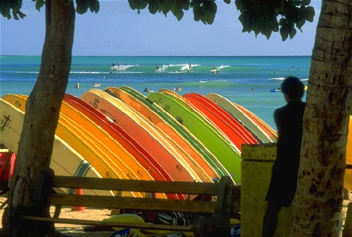 Honolulu - WIKICOMMONS