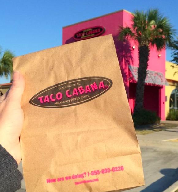 Taco Cabana will offer free breakfast tacos tomorrow. - COURTESY