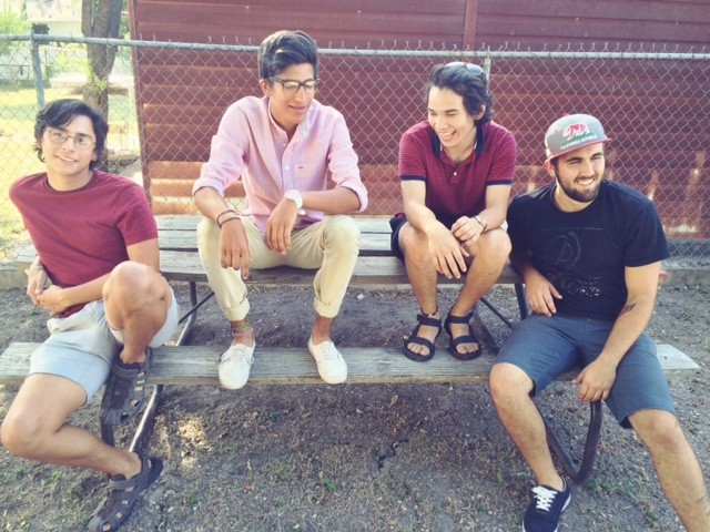 Sioux & Fox: John Morgan, Noah Luna, Josiah Barrios, and Austin Burns - COURTESY